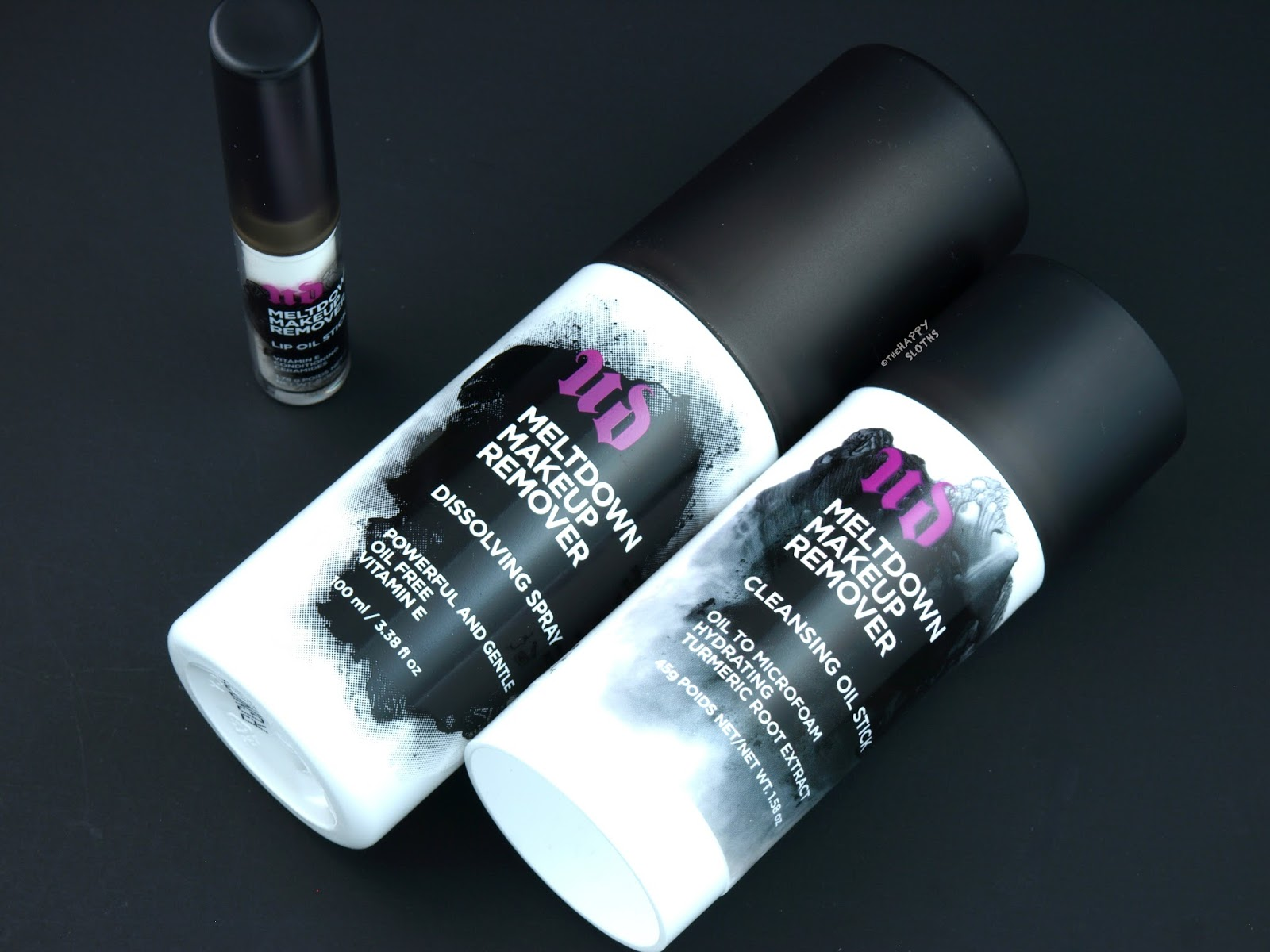 Urban Decay Meltdown Makeup Remover Dissolving Spray: Review