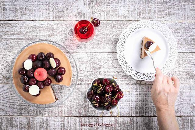 Cherish - Torta alle ciliegie e fava Tonka di Gianluca Fusto