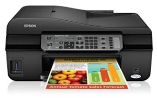 Epson WorkForce 435 Driver Download For Windows And Mac OS X