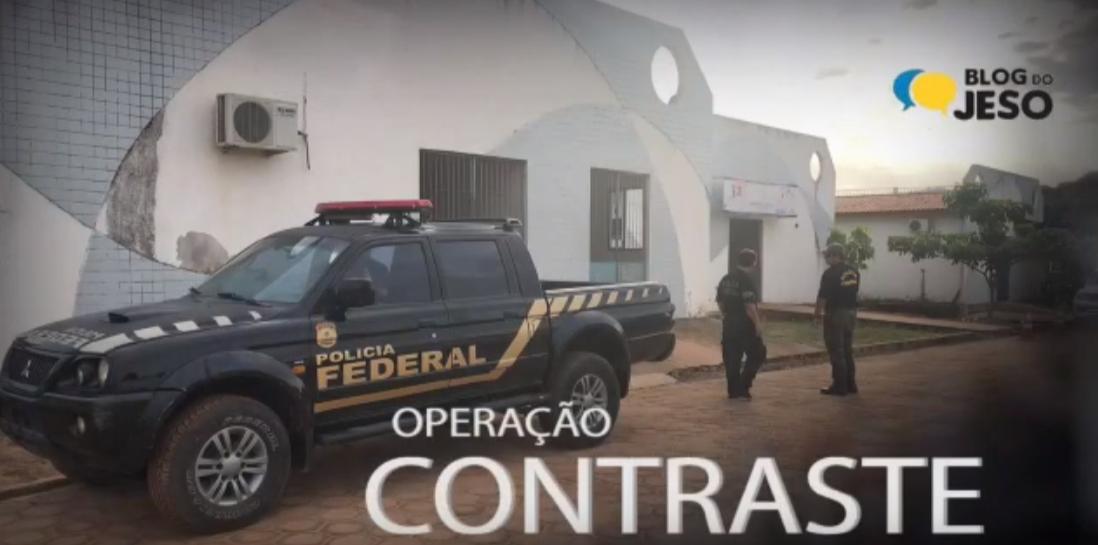 Vídeo relembra operação Contraste, que completou 90 dias; alvo: gestão Chico Alfaia