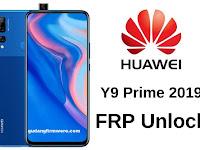 Cara Remove FRP Bypass Huawei Y9 / Y9 Prime Tanpa PC
