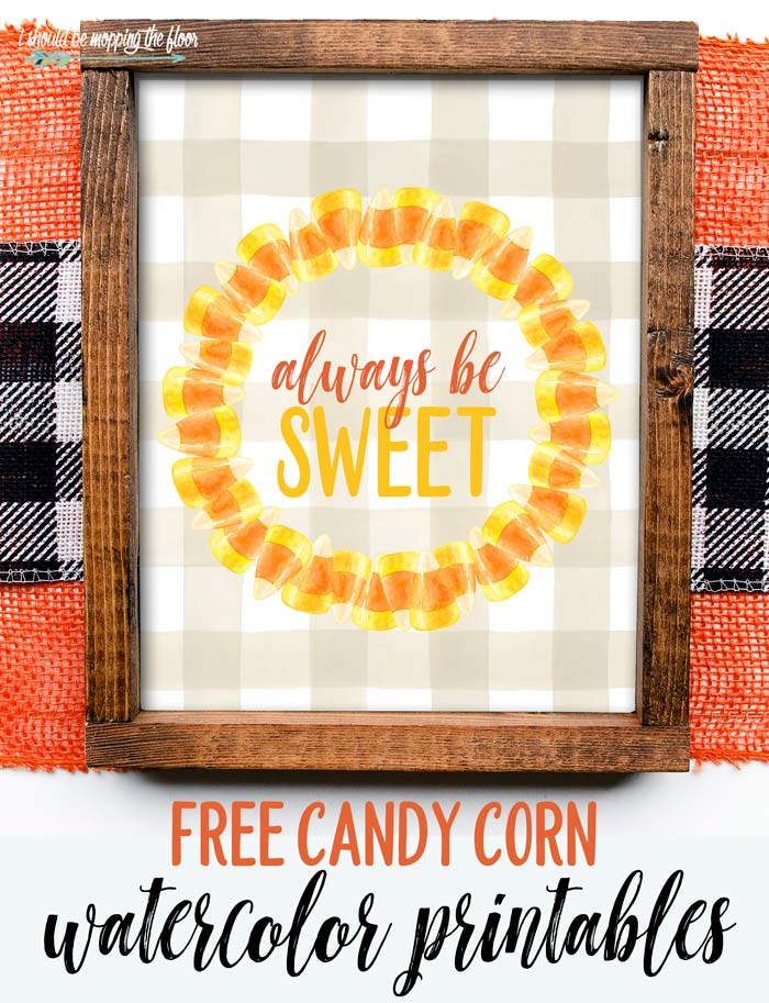 Candy Corn Printable