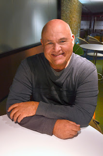 Photo of Kirk Bowden smiling