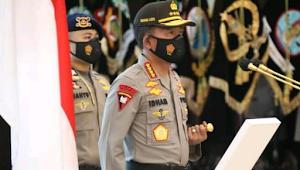 Kapolri Jenderal Idham Azis resmi melantik Delapan Kapolda Baru