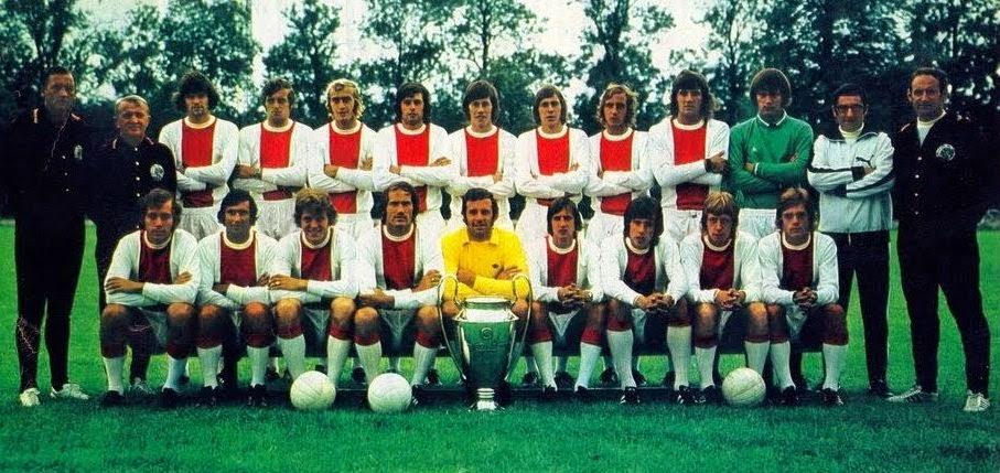 Copa dos Campeões 1971-1972 : Ajax