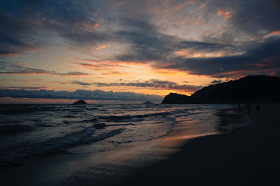 Anacortes Beach Sunset by Amanda Ferreira on Unsplash