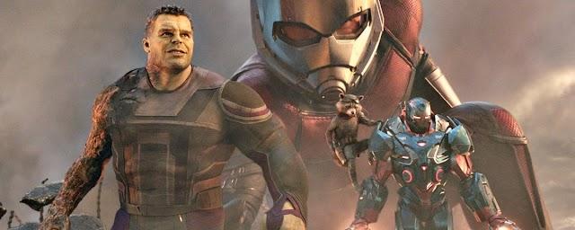 Vingadores: Ultimato volta aos cinemas em forma estendida