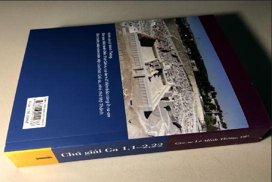 Giới thiệu sách Chú giải TM Gio-an, tập 1, Ga 1,1 - 2,22