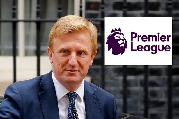 English Premier League to return mid-June with 3pm kick-offs to show on free-to-air TV - Britain's Culture Secretary, Oliver Dowden confirms