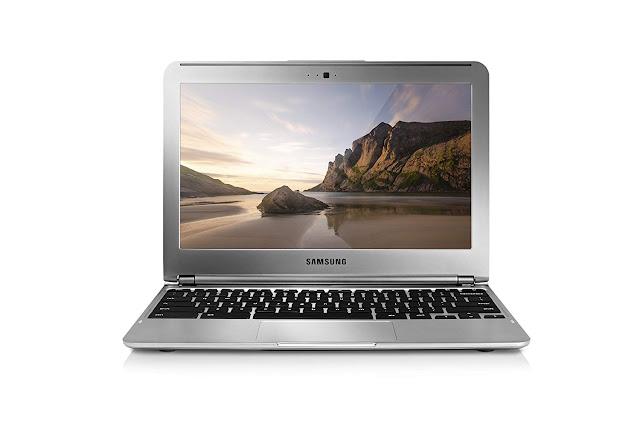 Samsung Chromebook (Wi-Fi, 11.6-Inch) - Silver