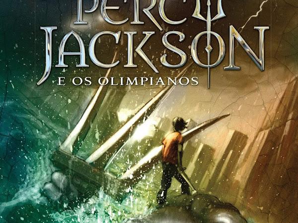 [Resenha] Percy Jackson e o Ladrão de Raios – Rick Riordan