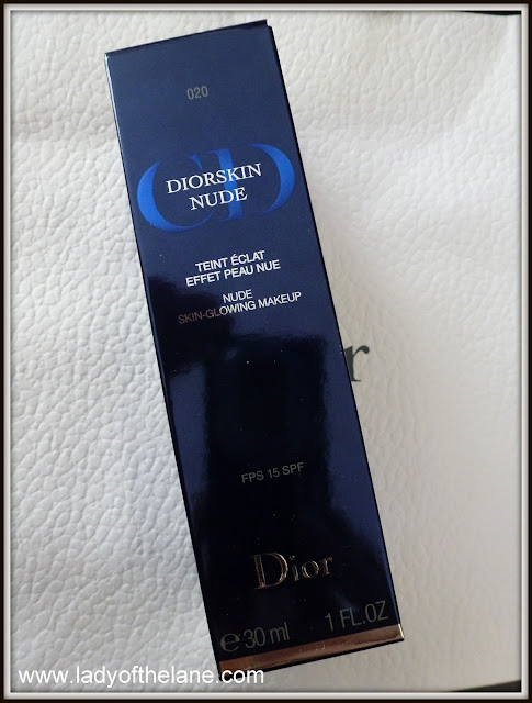DiorSkin Nude Skin-Glowing Makeup