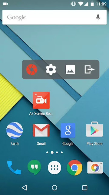 AZ Screen Recorder - No Root Apk Download