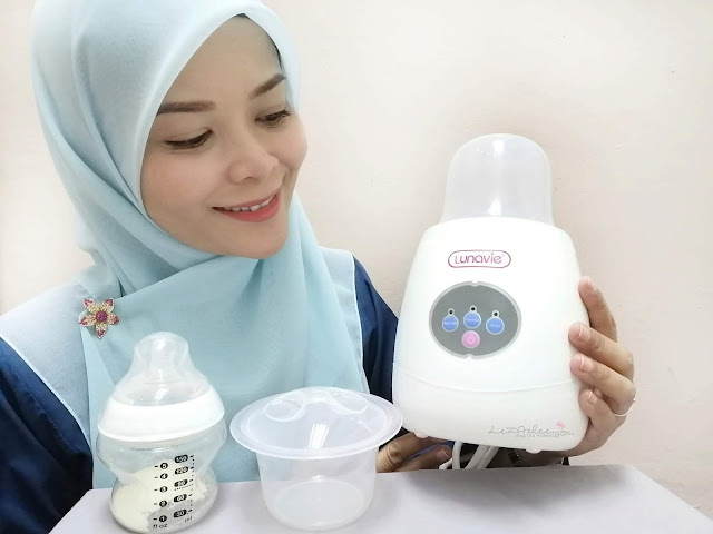 Lunavie Electronic Bottle & Baby Food Warmer