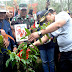 Wagub Sebar 6.500 Bibit Tanaman Di Taman Nasional Gunung Merbabu