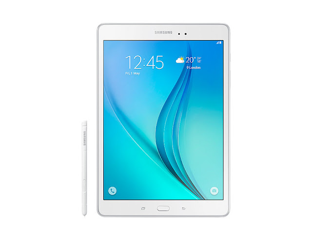 Samsung Galaxy Tab A 9.7 & S Pen Specifications - Inetversal
