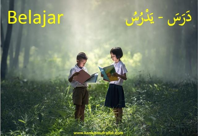 bahasa arab belajar