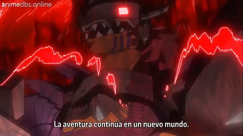 Digimon Adventure (2020) Capítulo 25 Sub Español HD