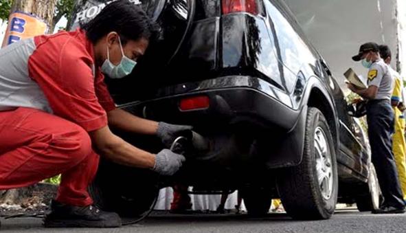 Pemerintah Akan terapkan Pajak kendaraan Berbasis Emisi