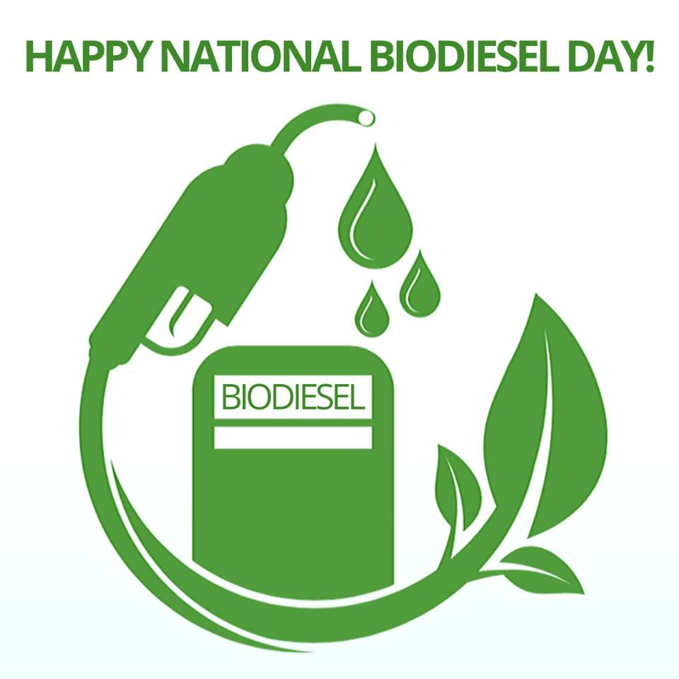 National Biodiesel Day Wishes For Facebook