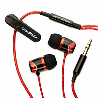 merk earphone terbaik SoundMAGIC E10S In Ear Isolating Earphones
