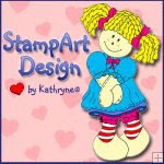 StampArt Design by Kathryne
