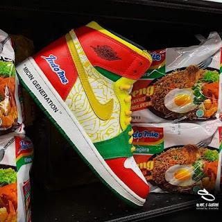 Viral Indomie Sneakers