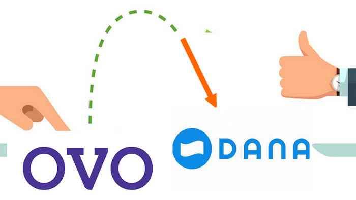 Cara Kirim Saldo OVO ke DANA Secara Langsung dari Aplikasinya