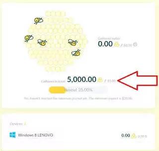 شرح تطبيق honeygain