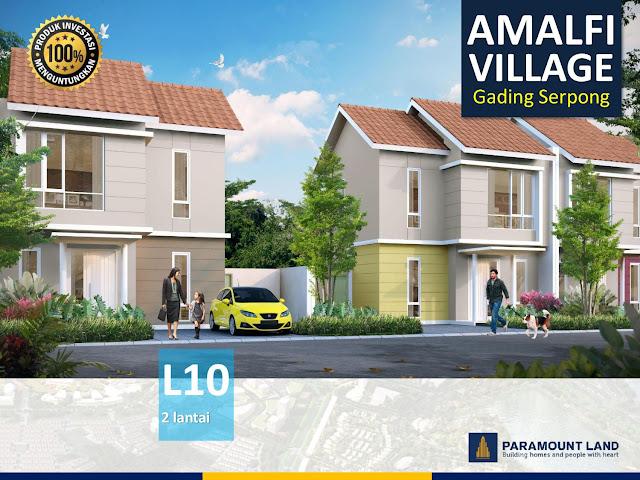 Type Lebar 10 Amalfi Village