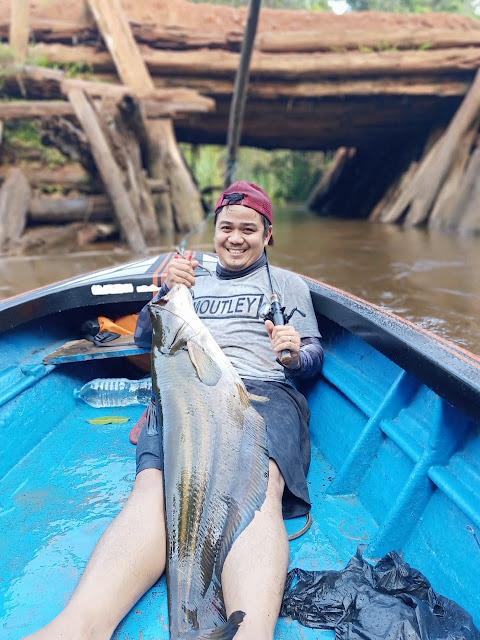 Ikan Besar salah satu buruan Pemancing