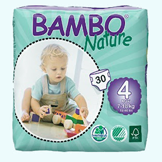 Bambo Nature Diapers for sensitive skin