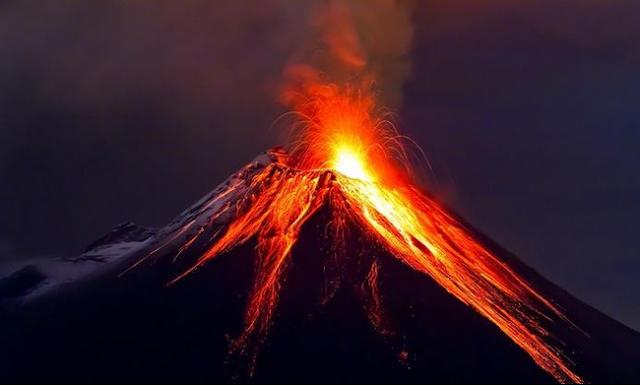 Εξερράγη ηφαίστειο στο Μεξικό (βίντεο)