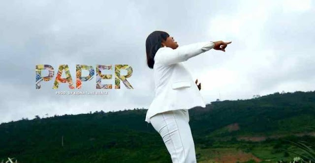 Sista Afia - Paper Ft. Victor AD (Prod. By Kidnature)