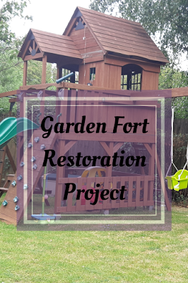 Garden Fort Renovation Project
