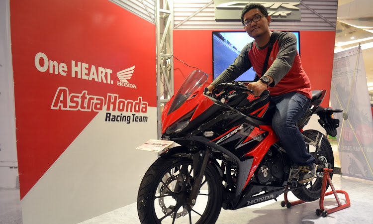 New Honda CBR 150 R, Makin Sporty Makin Bergaya