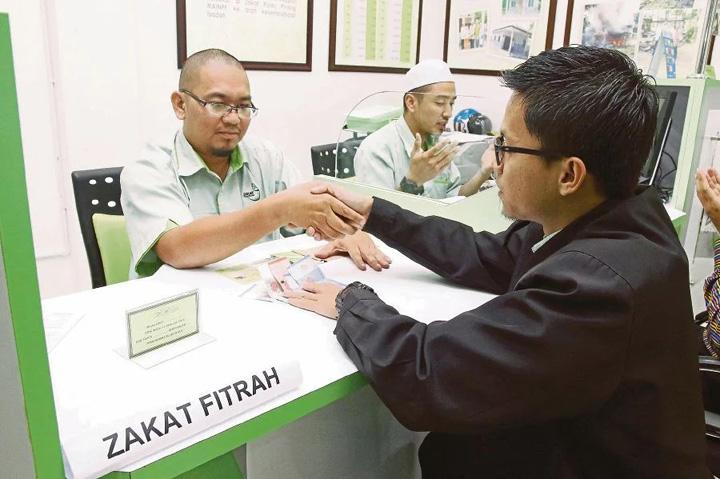 Kadar Zakat Fitrah untuk Tahun 1441H / 2020M Bagi Setiap Negeri di Malaysia