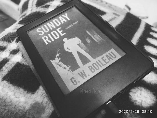 Sunday Ride by G W Boileau