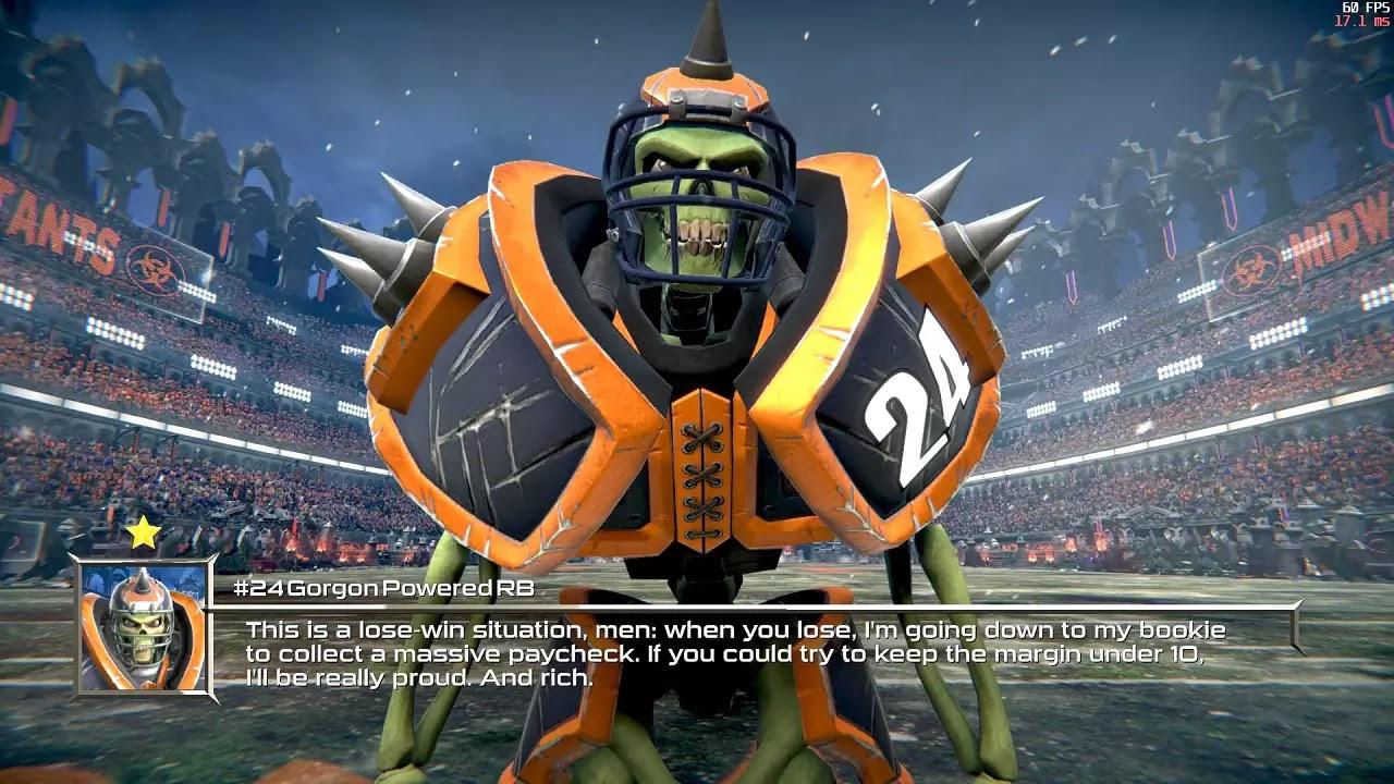 Mutant Football League Dynasty Edition GOG