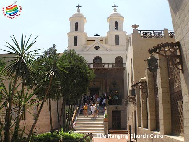 The Hanging Church - Cairo