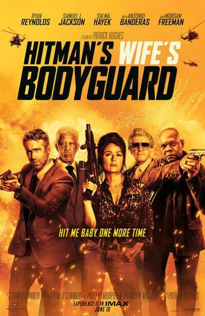 Film Hitman's Wife's Bodyguard Sinopsis & Review Movie (2021)