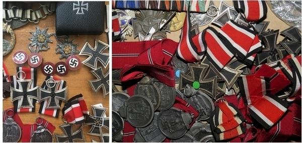Médailles nazies - boutique Espenlaub  Militaria - page Facebook