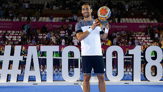 Fognini wins Los Cabos Open title