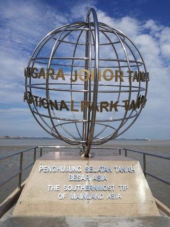 Jalan-jalan ke Penghujung Benua Asia, cuti ke Tanjung Piai Johor, harga tiket ke taman negara tanjung piai,