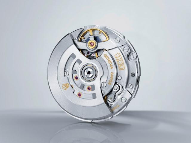 Rolex Calibre 3230