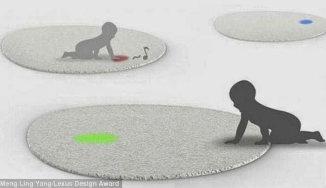 JoyCarpet, Karpet Pintar untuk Maksimalkan Perkembangan Bayi