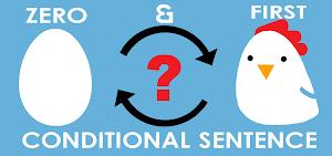 10 Menit Belajar Zero and First Conditional Sentece Langsung Bisa!!! - Grammar #1