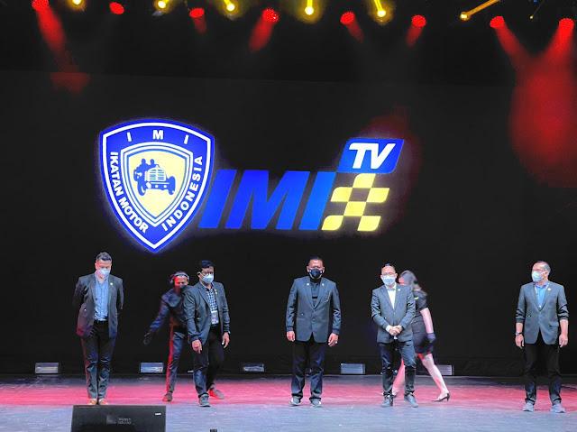 IMI Luncurkan Film Crazy Fast Indonesian 2 dan IMI Sport TV
