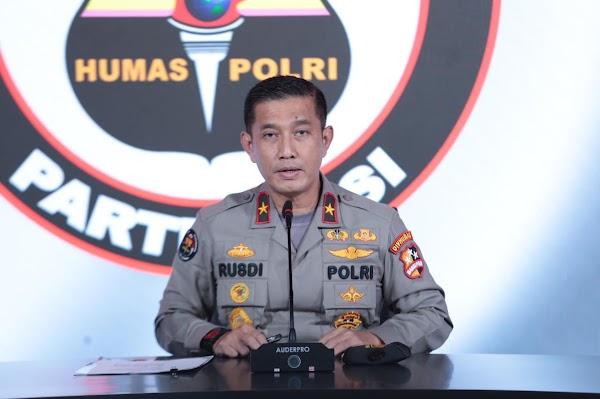 Tolak Dua Laporan Soal Kerumunan Jokowi, Mabes Polri: Tidak Ada Pelanggaran