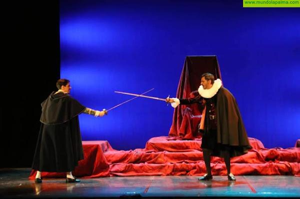 'Juicio a Don Juan' conquista el Teatro Circo de Marte